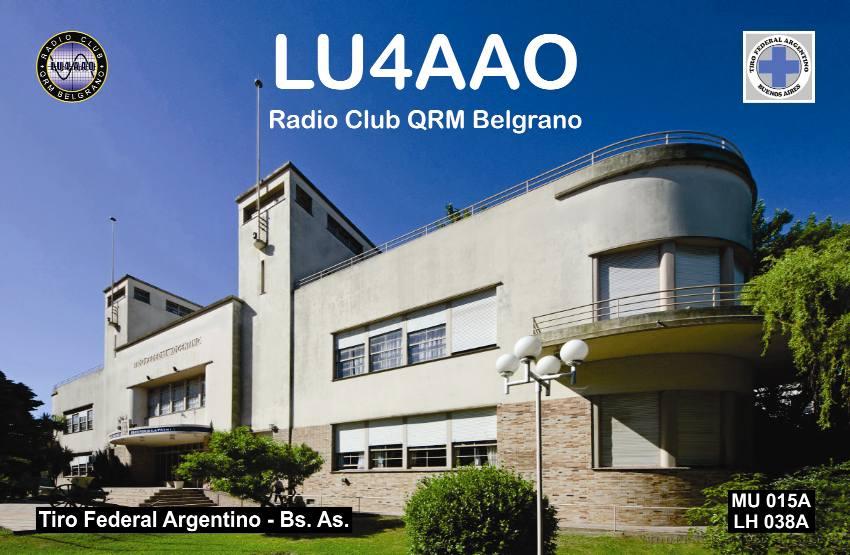 Картинки по запросу Radio Club QRM Belgrano